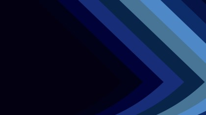 Black and Blue Arrow Background Illustration