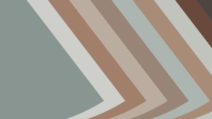 Blue and Brown Arrow Background Vector Image