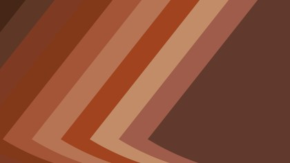 Brown Arrow Background