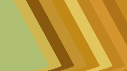 Brown and Green Arrow Background Vector Illustration