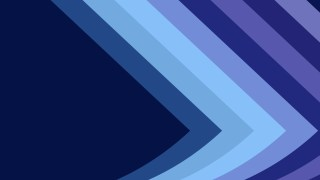 Dark Blue Arrow Background