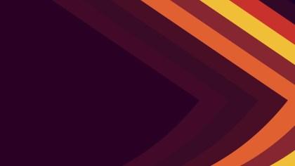 Dark Color Arrow Background Vector Image