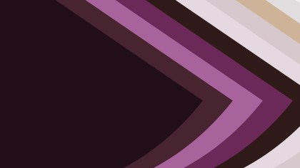 Dark Purple Arrow Background