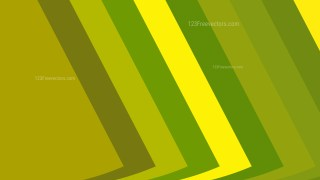 Green and Yellow Arrow Background Vector Art
