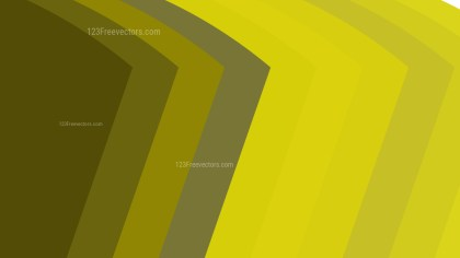 Green and Yellow Arrow Background Vector Illustration