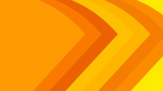 Orange Arrow Background