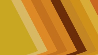 Orange Arrow Background Image