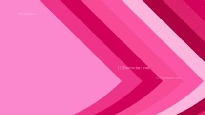Pink Arrow Background