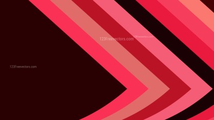 Pink and Black Arrow Background