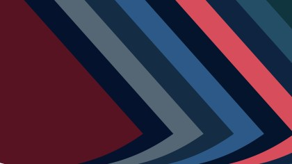 Red and Blue Arrow Background Vector Illustration