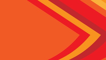 Red and Orange Arrow Background Illustration