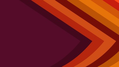 Red and Orange Arrow Background