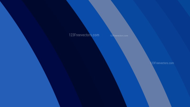 Black and Blue Curved Stripes Background