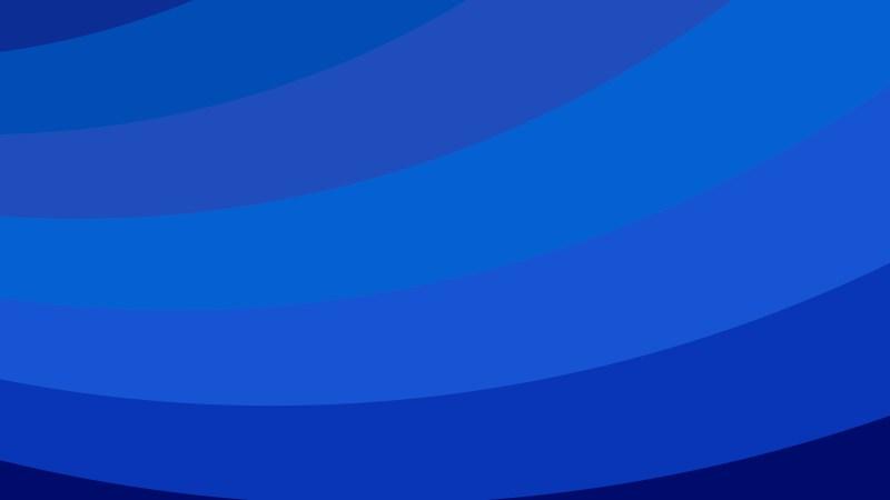Blue Curved Stripes Background Image