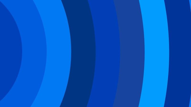 Dark Blue Curved Stripes Background Image