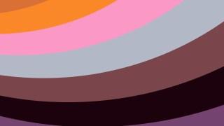 Dark Color Curved Stripes Background