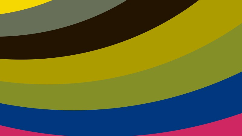 Dark Color Curved Stripes Background Illustration