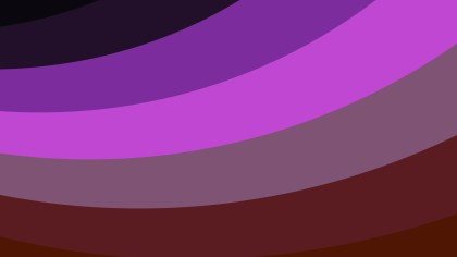 Dark Purple Curved Stripes Background Illustration