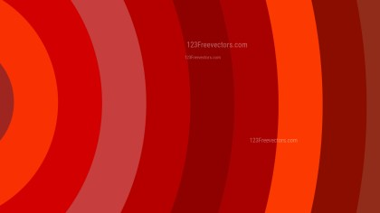 Dark Red Curved Stripes Background