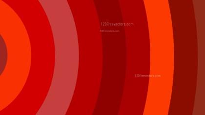 Dark Red Curved Stripes Background