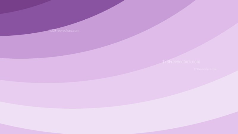 Light Purple Curved Stripes Background Image
