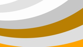 Orange and Grey Curved Stripes Background