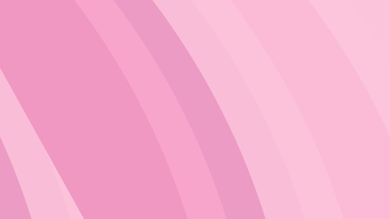 Pink Curved Stripes Background Image