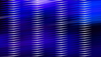 Abstract Black and Blue Horizontal Lines and Stripes Background