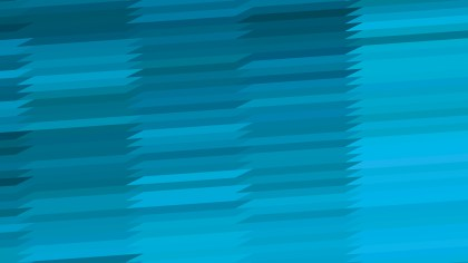 Abstract Blue Horizontal Lines and Stripes Background