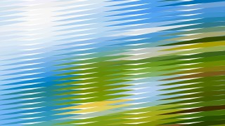 Abstract Blue Green and White Horizontal Lines and Stripes Background Vector Graphic