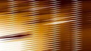 Abstract Brown and White Horizontal Lines and Stripes Background