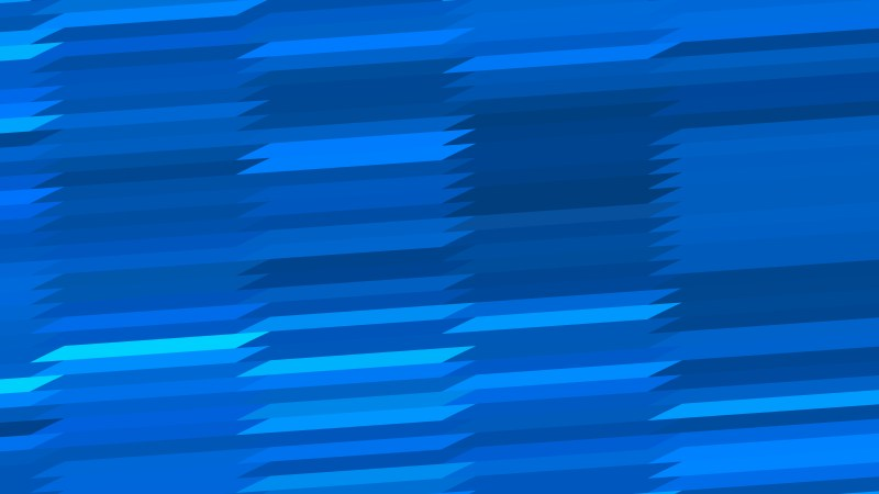 Abstract Dark Blue Horizontal Lines and Stripes Background