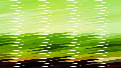 Abstract Green and Black Horizontal Lines and Stripes Background Vector