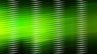 Green and Black Horizontal Lines and Stripes Background Vector Graphic