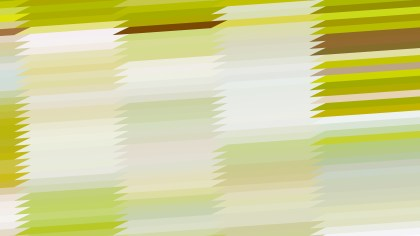 Abstract Green and White Horizontal Lines and Stripes Background Vector Graphic