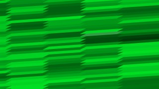 Abstract Neon Green Horizontal Lines and Stripes Background Vector Graphic