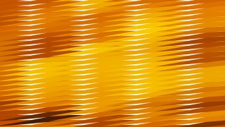 Orange Horizontal Lines and Stripes Background Vector