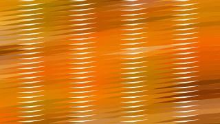 Orange Horizontal Lines and Stripes Background Illustrator