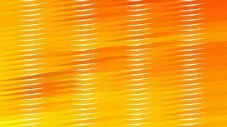 Abstract Orange Horizontal Lines and Stripes Background Design
