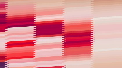 Pink Horizontal Lines and Stripes Background