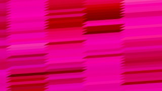 Abstract Pink and Red Horizontal Lines and Stripes Background