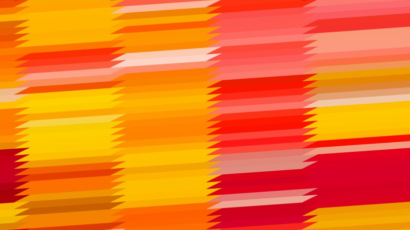 Pink and Yellow Horizontal Lines and Stripes Background Design