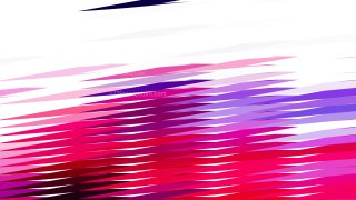 Pink Blue and White Horizontal Lines and Stripes Background Design