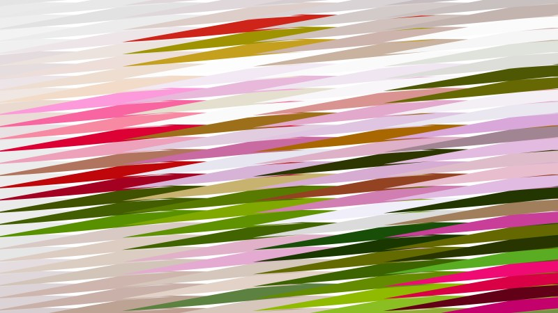 Pink Green and White Horizontal Lines and Stripes Background Graphic