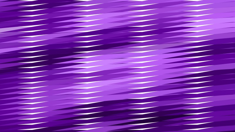 Purple Horizontal Lines and Stripes Background Vector