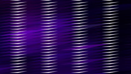 Abstract Purple and Black Horizontal Lines and Stripes Background