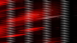 Red and Black Horizontal Lines and Stripes Background Illustrator