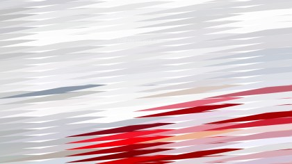 Abstract Red and Grey Horizontal Lines and Stripes Background Graphic
