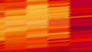 Red and Orange Horizontal Lines and Stripes Background Vector Graphic