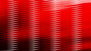 Red Black and White Horizontal Lines and Stripes Background Vector